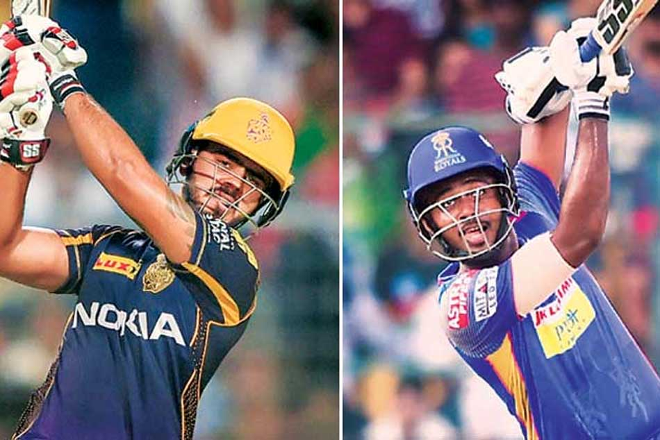 Sons Sanju Samson Nitish Rana Rivals Indian Premier League Their Fathers Old Friends