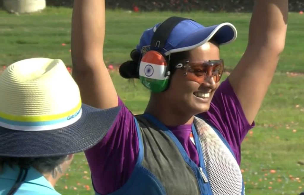 CWG 2018: Shreyasi Singh brings gold for India in double trap