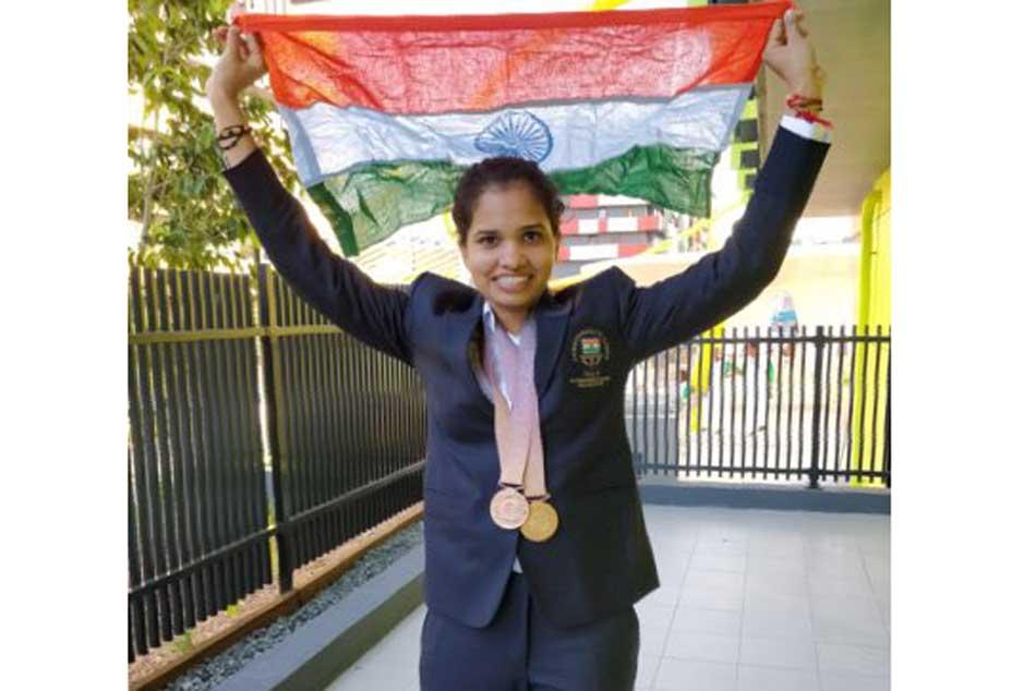 Badminton Association India Recommends N Sikki Reddy Arjuna Award
