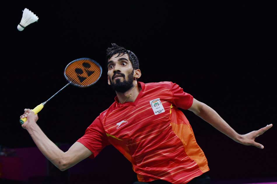 Cwg 2018 Kidambi Srikanth Takes Silver As India Surpass Glasgow Tally With 65th Medal