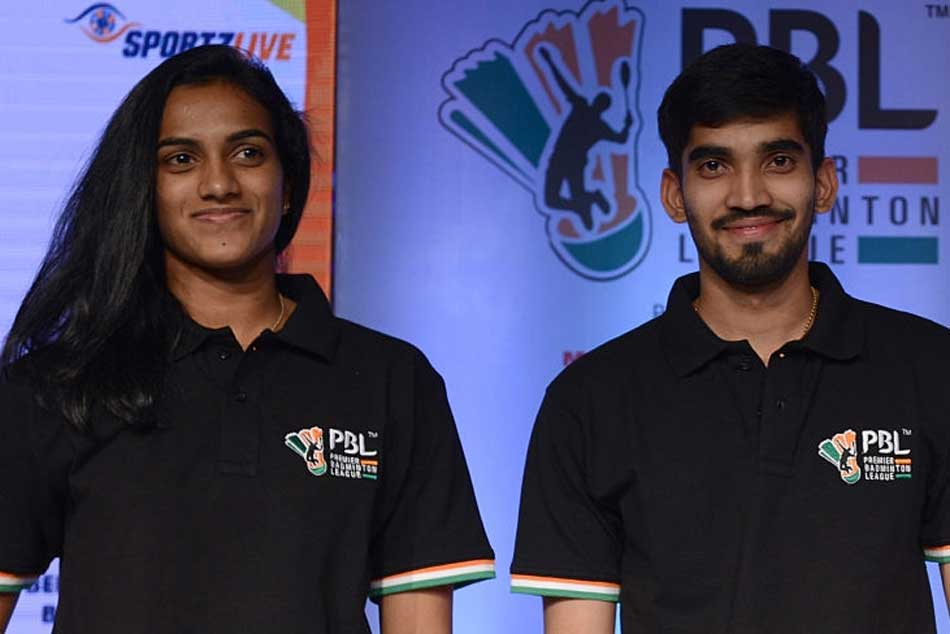 PV Sindhu, Srikanth are ESPN's Sportspersons of the Year