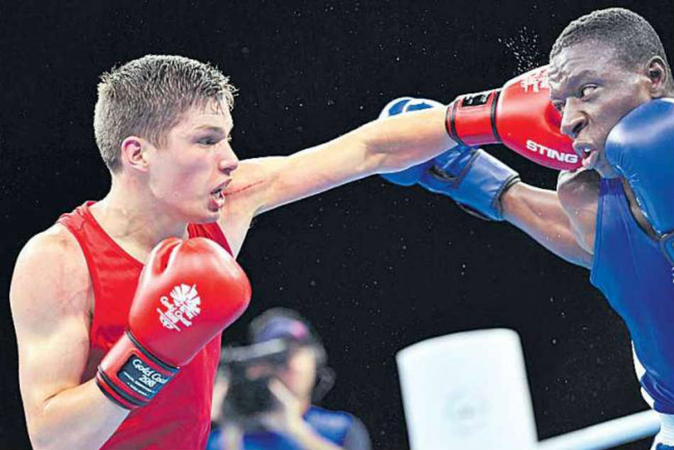 Dad S Old Boxing Gloves Propel Canadian Medal Glory