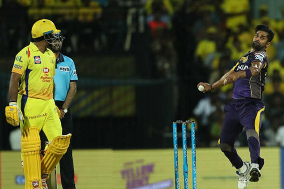 IPL 2018: Just Chill, tweets Vinay Kumar after 19-run over in KKR loss