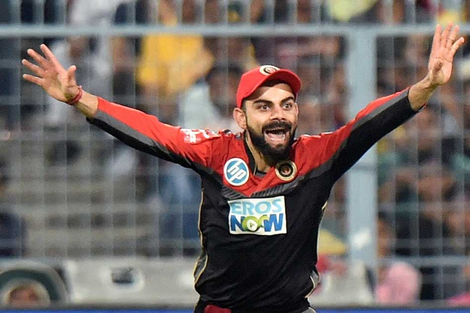 Aim for the head, says Virat
