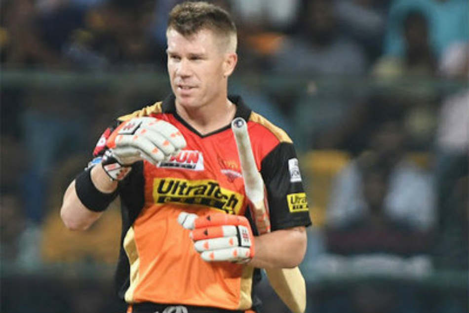 Ipl 2018 Former Srh Captain David Warner Has Been Banished From Attending