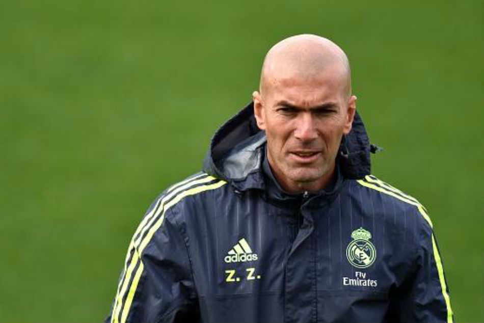 Zinedine Zidane rules out Real Madrid guard of honour for Barcelona
