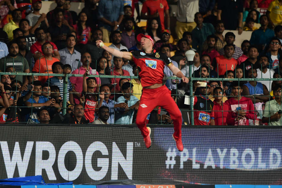 'That Was Spiderman Stuff,' Virat All Praise for AB's Unreal Catch