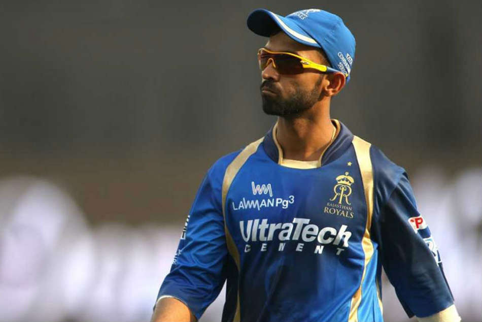 Ajinkya Rahane fined Rs 12 lakhs for slow-over rate offence vs Mumbai Indians