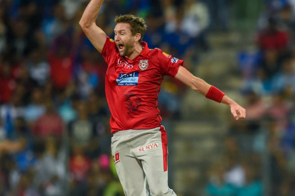 Ipl 2018 Purple Cap Kxip S Andrew Tye Finishes As The Tournament Leading