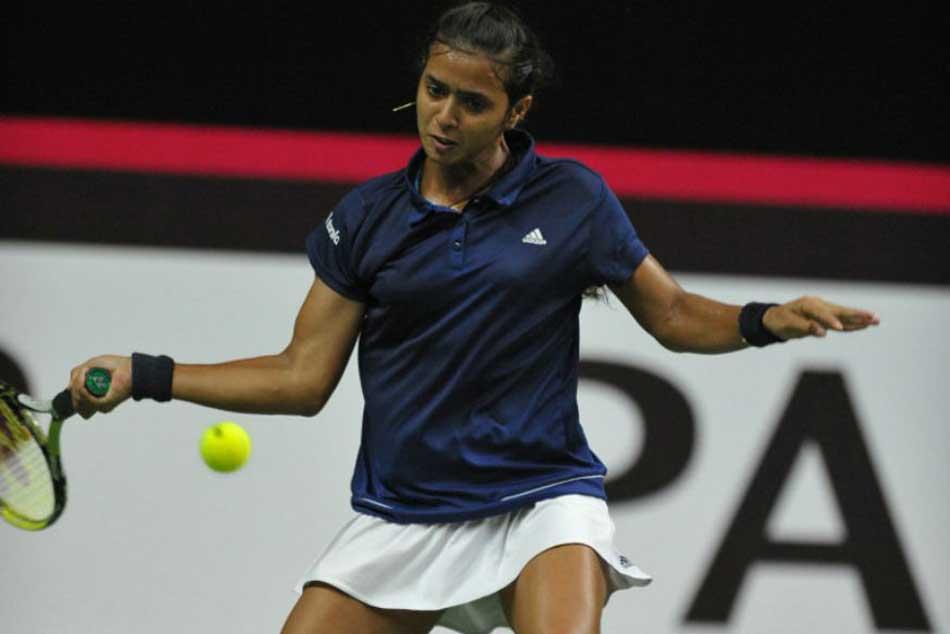 Ankita Raina Bows Of French Open Qualifiers