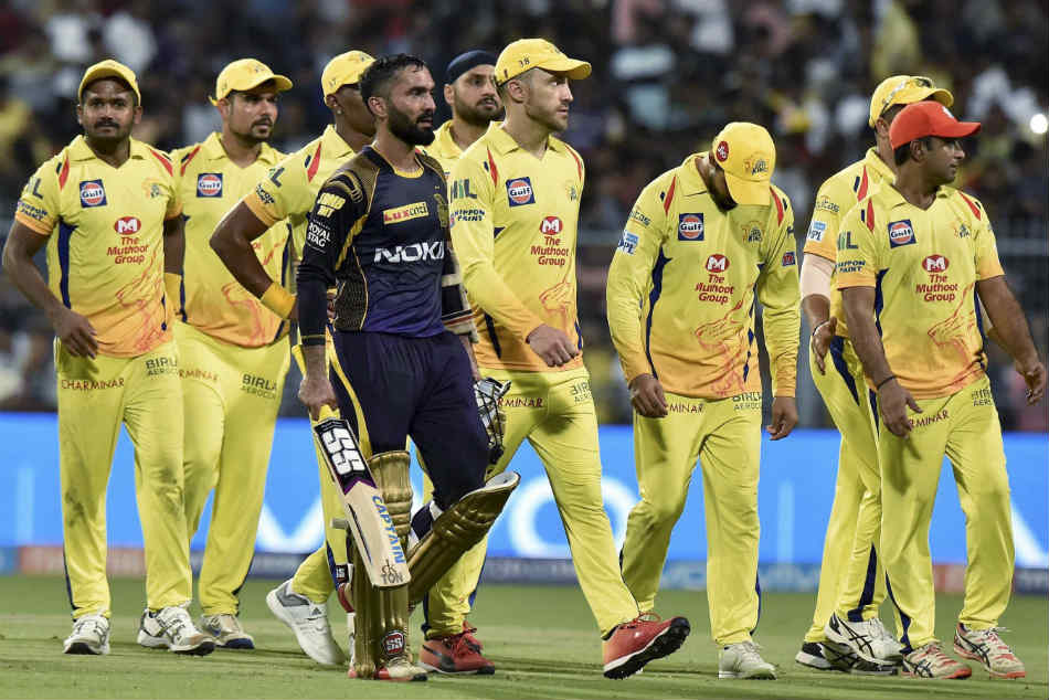 Ipl 2018 Loss Vs Kkr Slap The Face Chennai Super Kings Says Stephen Fleming