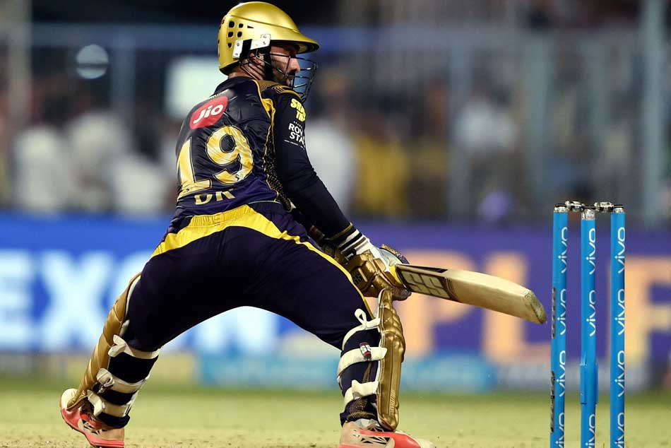 Ipl 2018 We Were Under Pressure This Game Says Dinesh Karthik