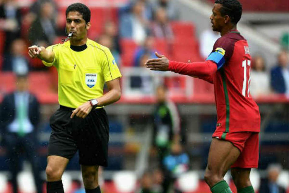 Fifa Drops Disgraced Saudi Arabian Referee Fahad Al Mirdasi From World Cup