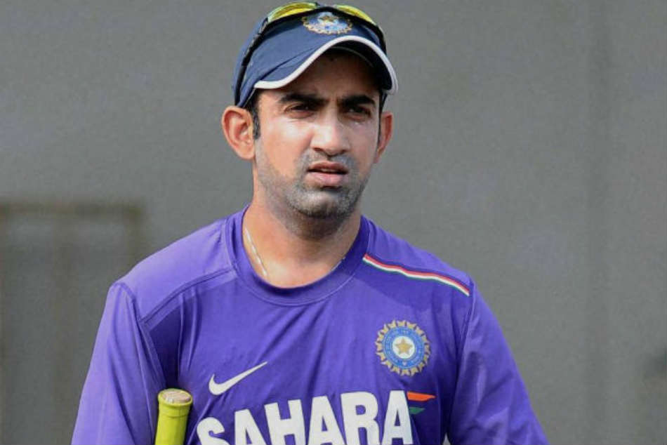 I Would Have Played If Picked Says Gautham Gambhir