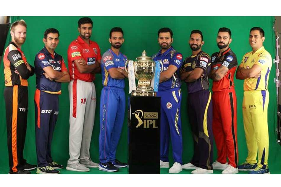 IPL 2018 Playoff matches from four franchises