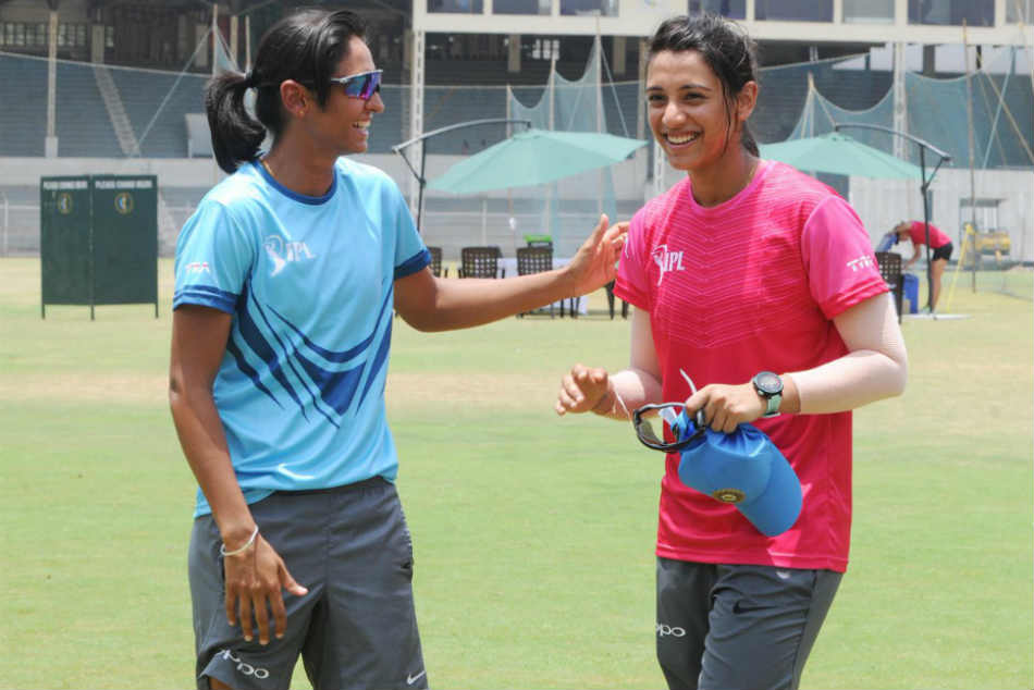 Ipl Women S T20 Live Score Sup Vs Tra Harmanpreet Kaur Opts To Field Vs Trailblazers