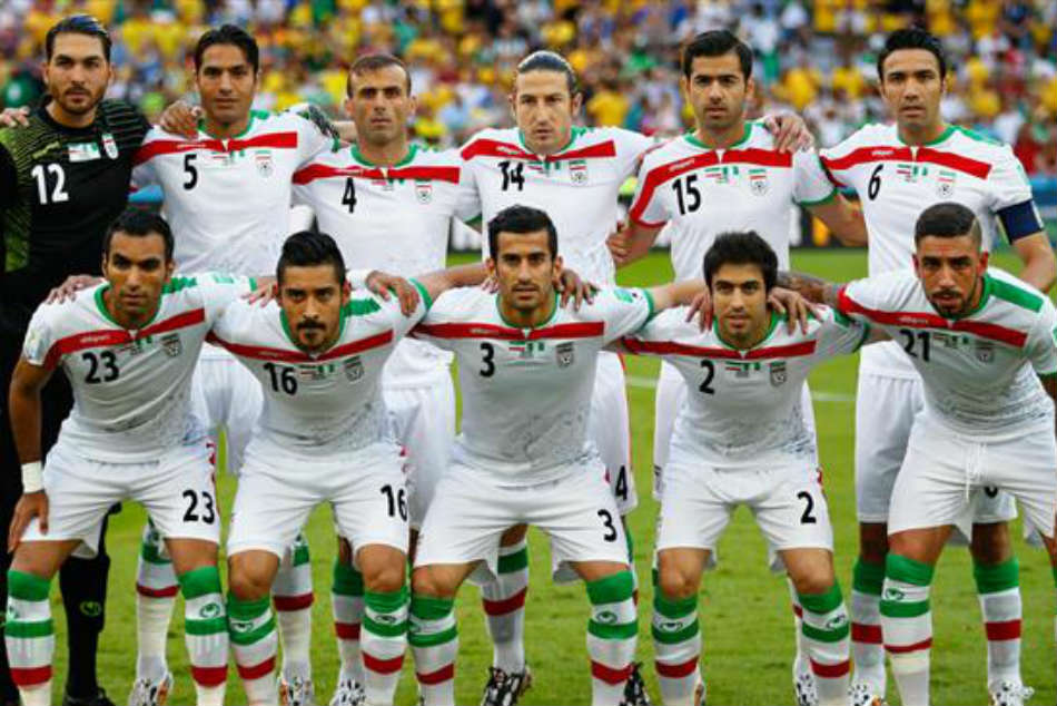 Iran Announce Fifa World Cup 2018 Squad Includes Banned Footballers
