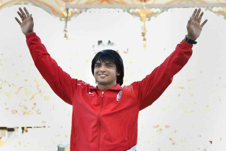 Gritty Neeraj Finishes Fourth Doha Diamond League