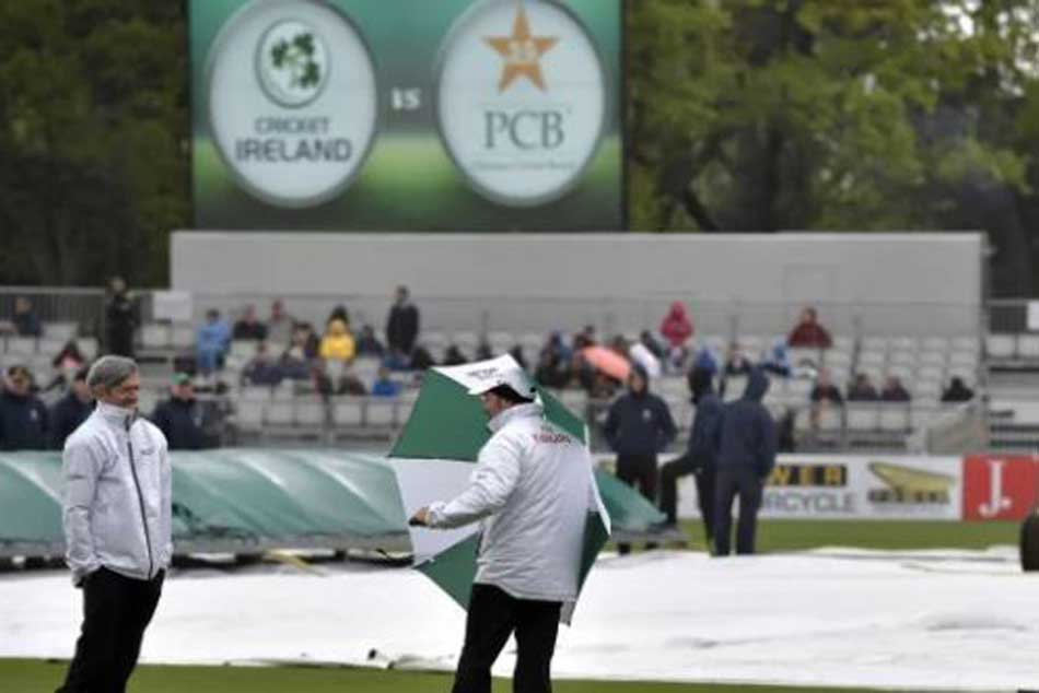 Irelands introduction to Test cricket after 144-year wait ruined by rain