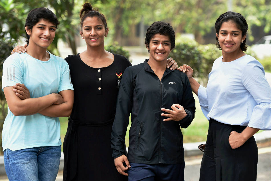 Phogat sisters dropped from Asiad camp due to serious indiscipline