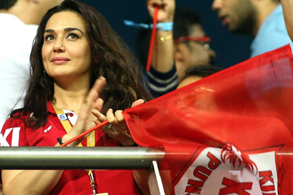 Preity Zinta Reveals Why She Was Happy Mumbai Indians Were Knocked Out