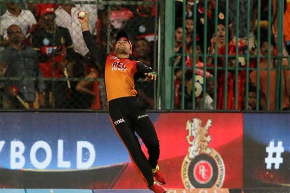 IPL: Rashid Khan Pulls Off One-Handed Stunner To Rival Trent Boults Catch. Watch Video