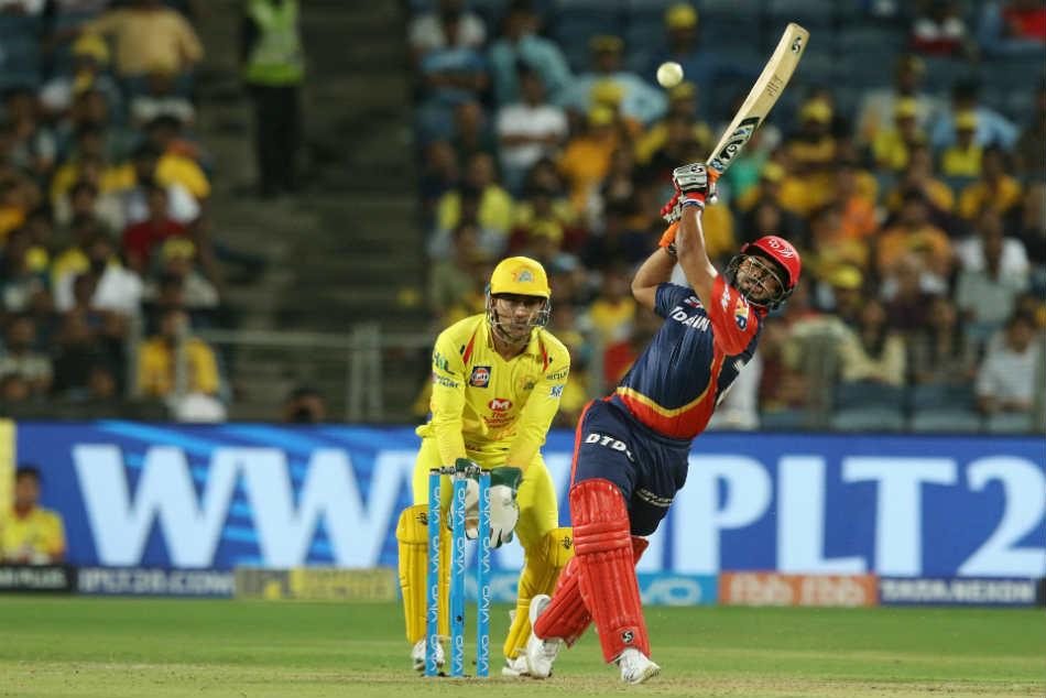 Rishabh Pant Vijay Shankar Take Delhi Close But Chennai Win By 13 Runs
