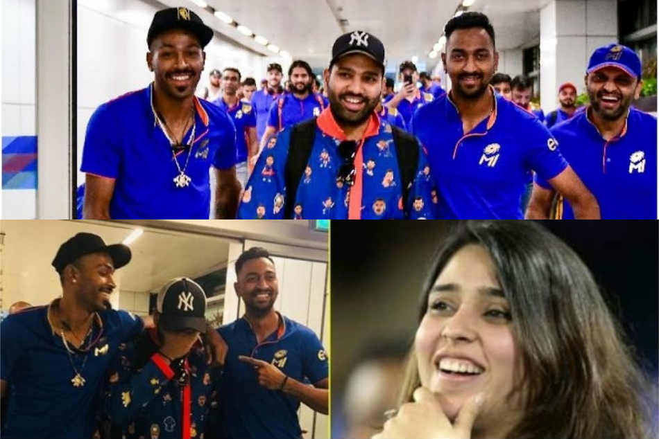 This was inevitable, says Ritika Sajdeh on her husband Rohit Sharma's punishment