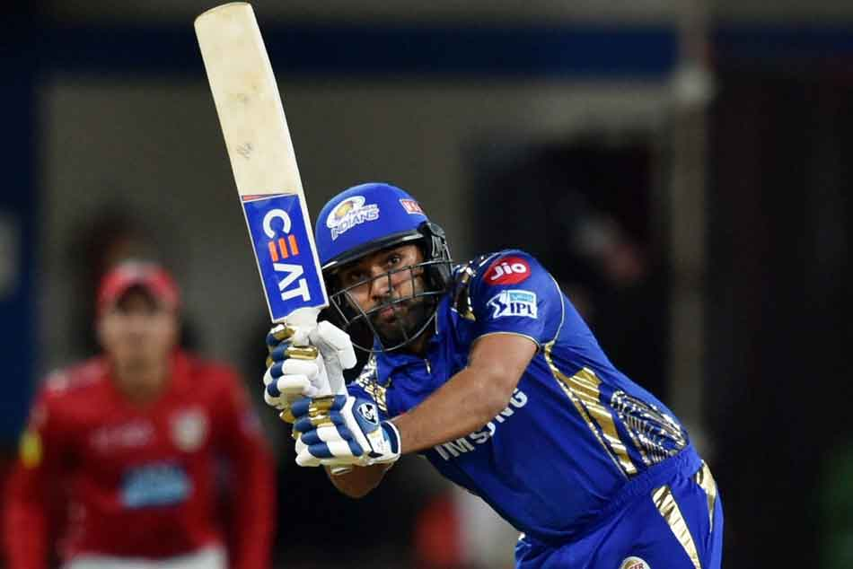 Rohit Sharma Becomes 1st Indian Hit 300 Sixes T20 Cricket