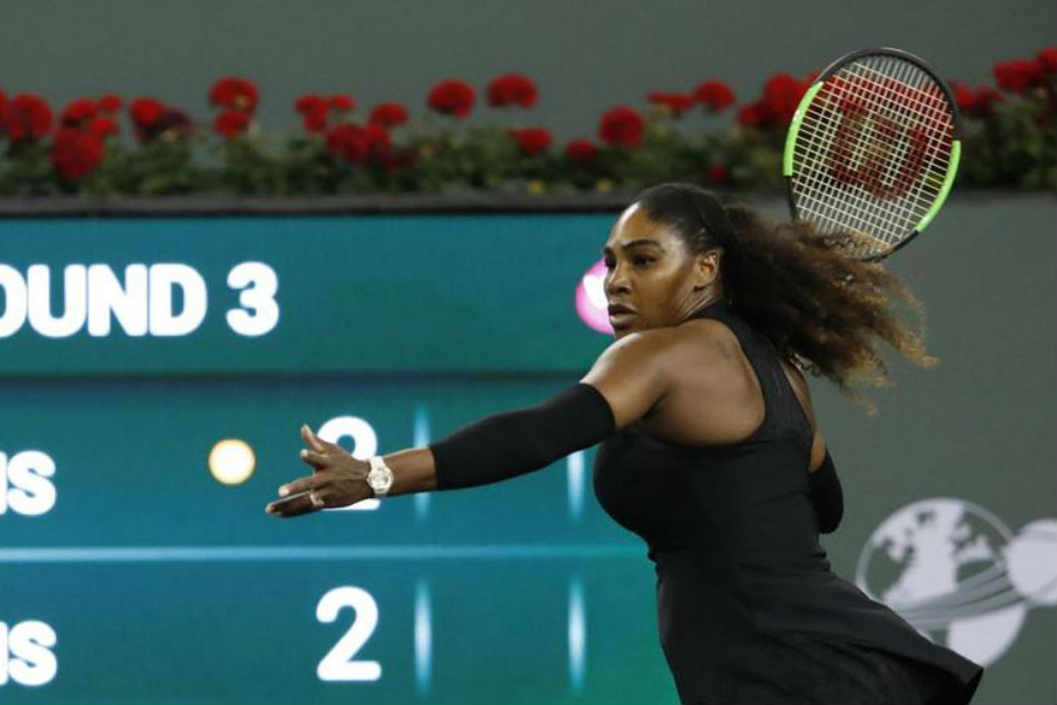 Serena Williams drops out of another tournament