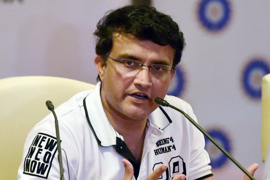 Sourav Ganguly feels Rishabh Pant is the future of Indian cricket