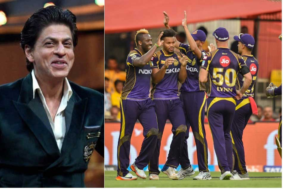 IPL 2018: Shah Rukh Khan trolls KKR players as they try their hand at acting, asks them to stick to cricket