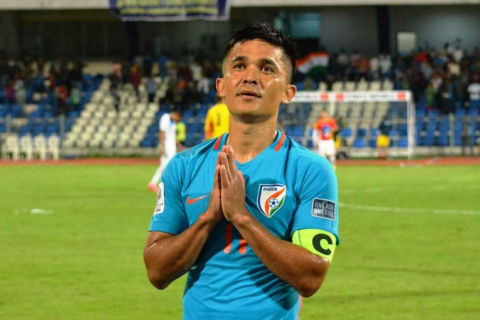 Chhetri Bags Double Honour At Bfc Awards Night