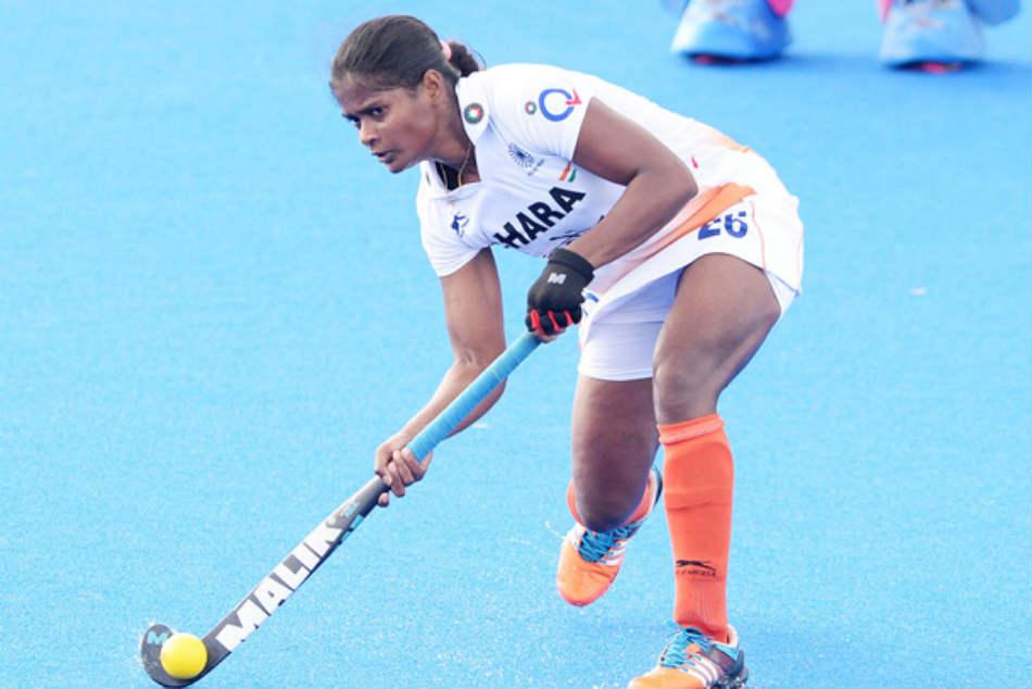 Sunita Lakra Captain India Asian Champions Trophy
