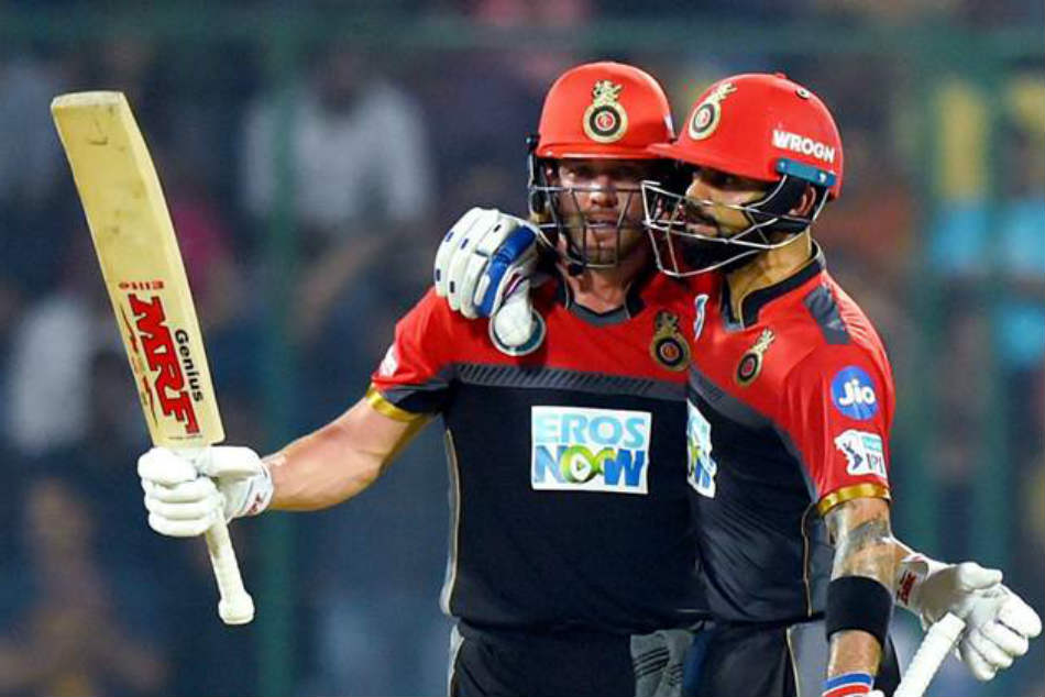 Virat Kohli is a force of nature at crease: AB de Villiers