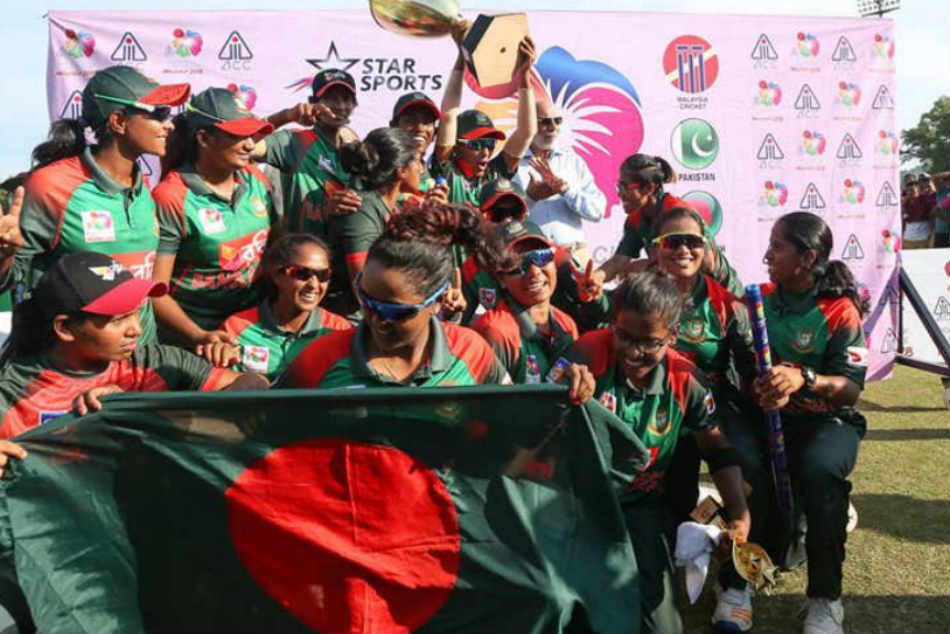 Bangladesh beat India to lift maiden Womens Asia Cup T20 title