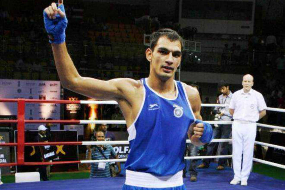 Boxer Jai Bhagwan booked for assaulting woman official