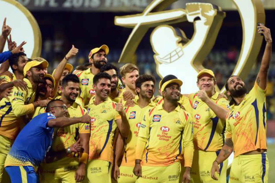 Chennai Super Kings Emerge As Most Valuable Ipl Brand Survey