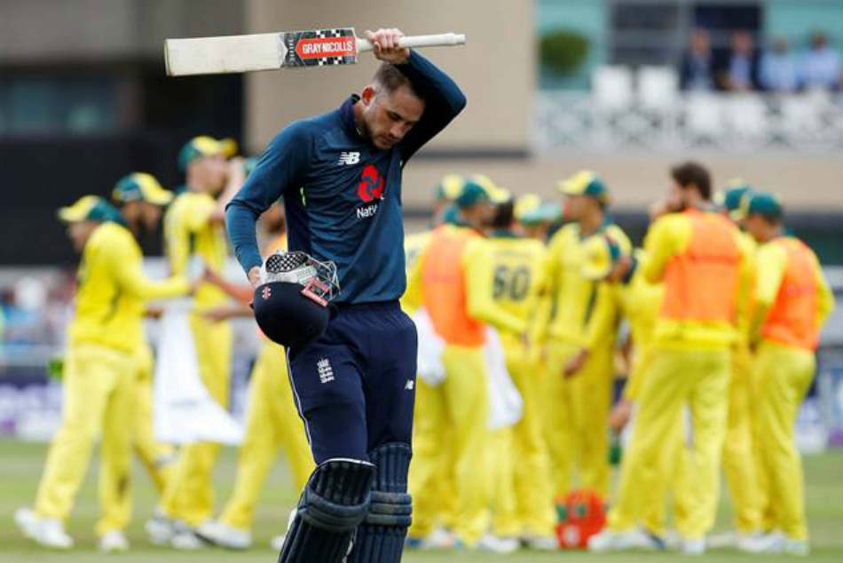 England Set New Record The Highest Odi Total