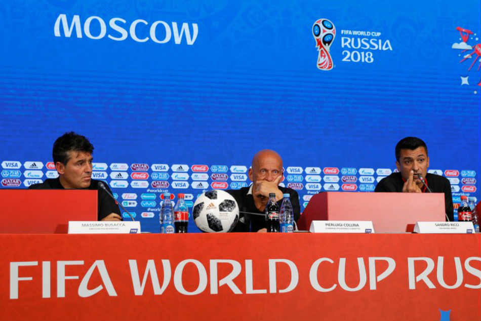 VAR technology not perfect but ready for World Cup - FIFA director
