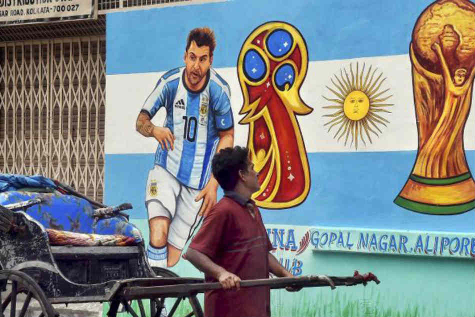 Giving Argentinian colours to a dream