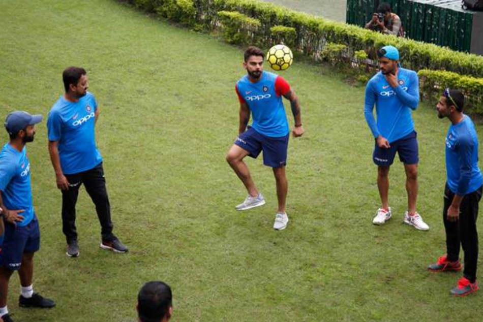 Yuvraj Singh Says Ms Dhoni Is Better Footballer Than Virat Kohli And Rohit