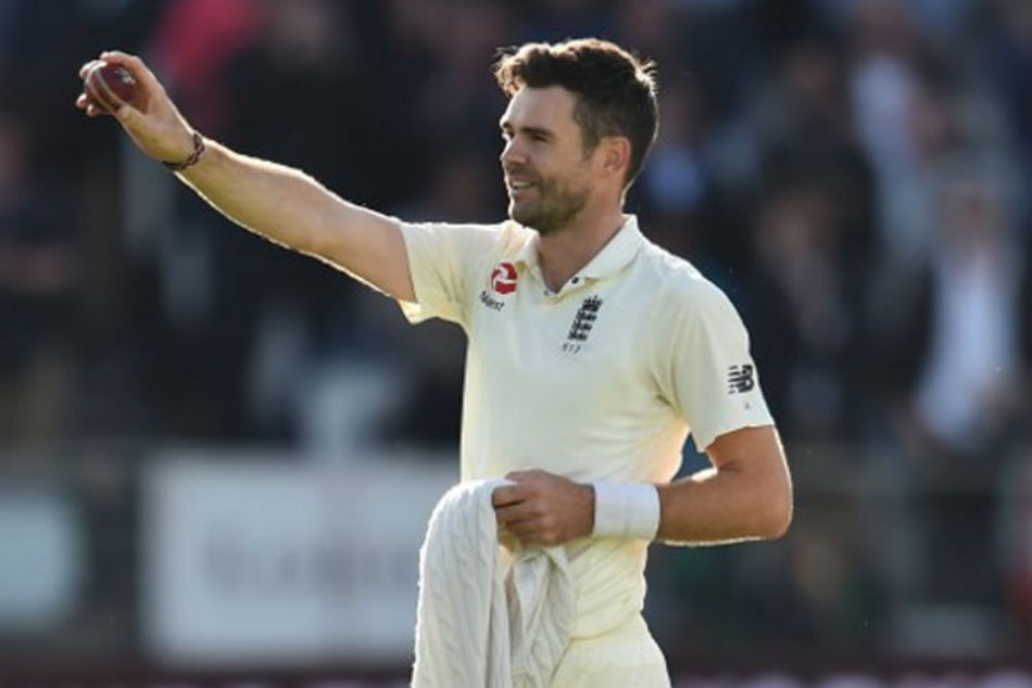 Englands James Anderson out for six weeks to recover from shoulder injury