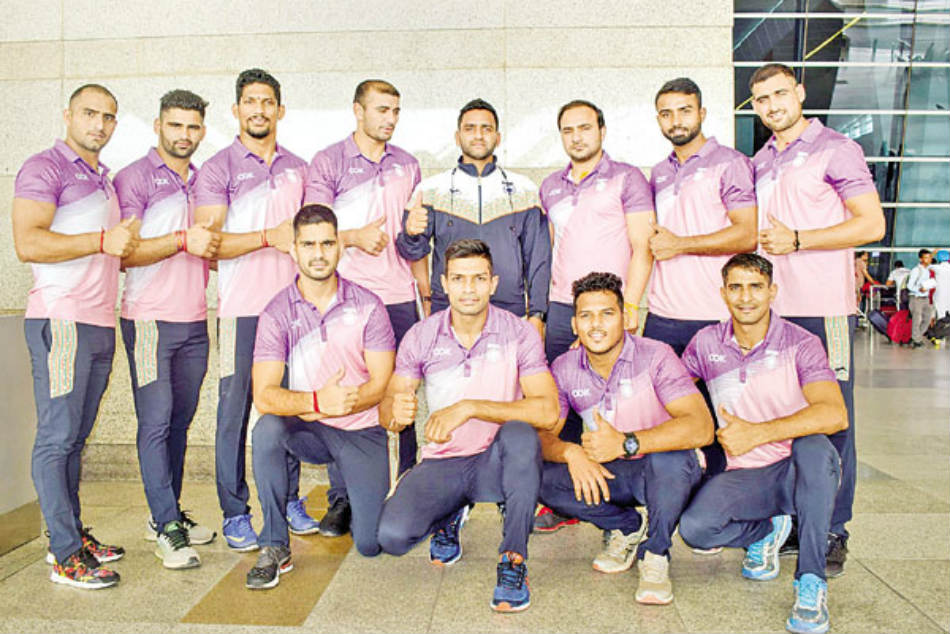 Kabaddi Masters Dubai 2018 Full Schedule Venue Match Timings In Ist