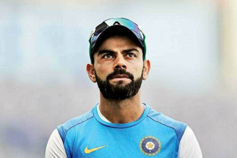 Virat Kohli mocks media after reports of his beard insurance