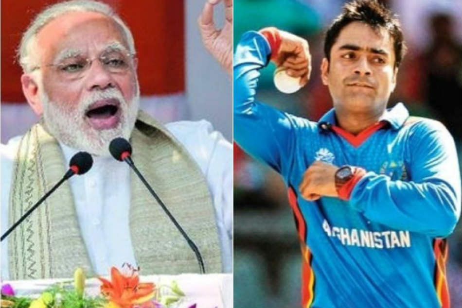 Rashid Khan Bowls Over Narendra Modi Know What India Pm Thinks About Afghanistan Star