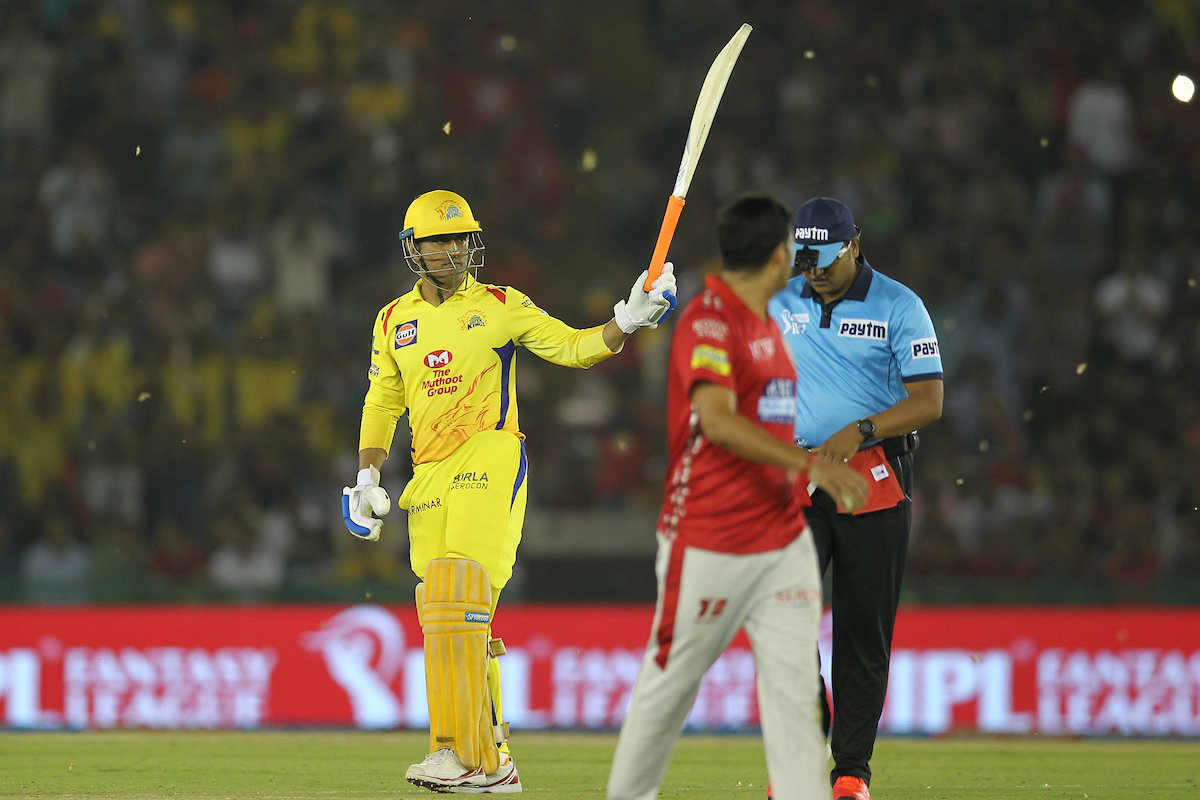 Ms Dhoni Reveals Why He Promoted Himself Up The Batting Order During Ipl