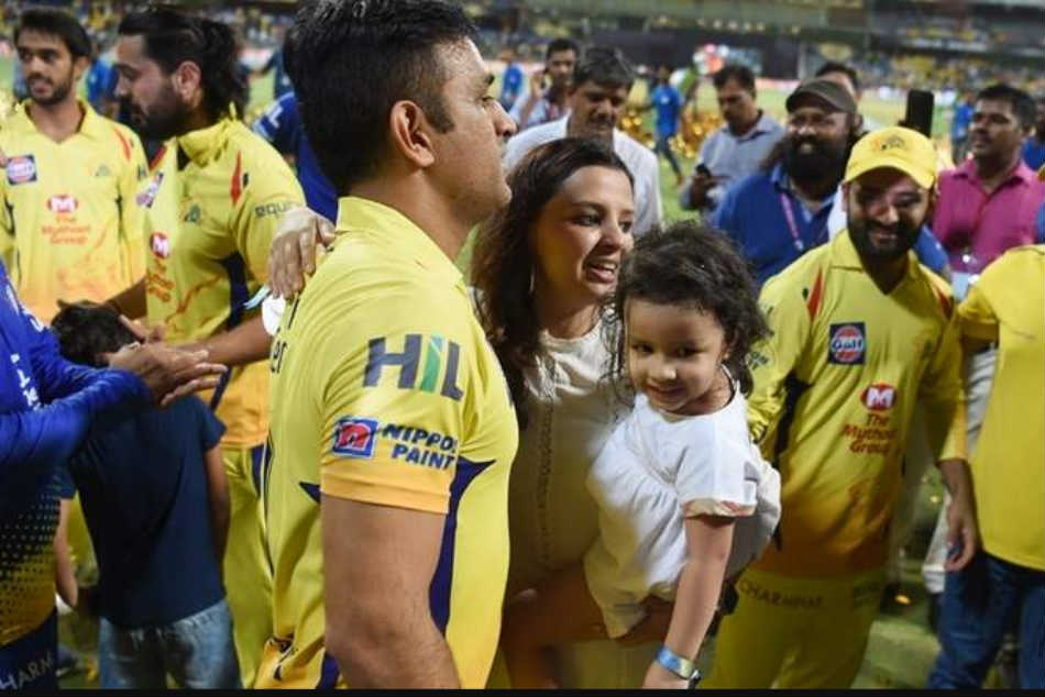Daughter changed me as a person: MS Dhoni