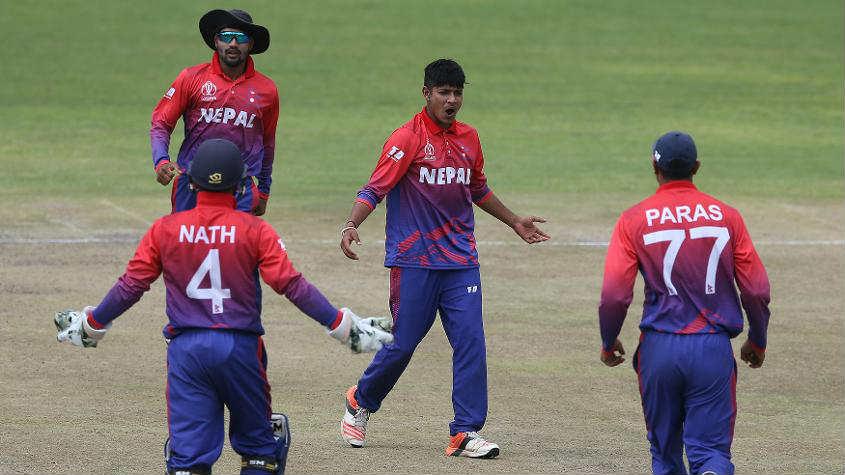 Nepal Uae Netherlands Join Icc Odi Rankings