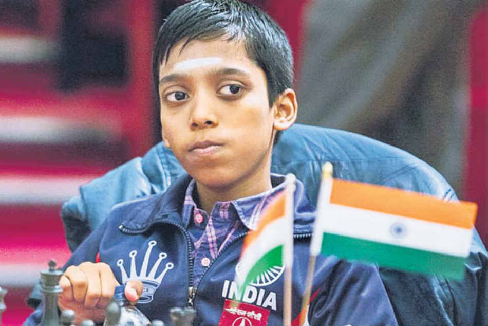 At 12 Yrs 10 Mths Chennai Boy Is World S 2nd Youngest Grandmaster